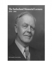 Sutherland Memorial Lectures: 1958 to 2016
