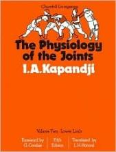 Physiology of the Joints: Vol 2 The Lower Limb 5th Edition - NEW CONDITION