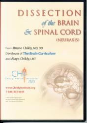 Dissection of the Brain and Spinal Cord DVD