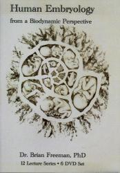 Human Embryology from a Biodynamic Perspective